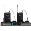 MIPRO MR-823III/MT-801a/MT-801a ����⿹������Ẻ˹պ����� Laviear Dual Ch.wireless microphone.,UHF.