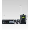 SHURE P3TRA215CL PSM 300 Series Wireless In-Ear Monitor System with SE215-CL Earphones