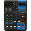 YAMAHA MG06X มิกเซอร์ 6-Channel Mixing Console: Max. 2 Mic / 6 Line Inputs (2 mono + 2 stereo) / 1 Stereo Bus