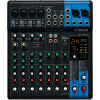YAMAHA MG10XU มิกเซอร์ 10-Channel Mixing Console: Max. 4 Mic / 10 Line Inputs (4 mono + 3 stereo) / 1 Stereo Bus / 1 AUX (incl. FX)