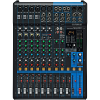 YAMAHA MG12XU มิกเซอร์ 12-Channel Mixing Console: Max. 6 Mic / 12 Line Inputs (4 mono + 4 stereo) / 2 GROUP Buses + 1 Stereo Bus / 2 AUX (incl. FX)