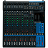 YAMAHA MG16XU มิกเซอร์ 16-Channel Mixing Console: Max. 10 Mic / 16 Line Inputs (8 mono + 4 stereo) / 4 GROUP Buses + 1 Stereo Bus / 4 AUX (incl. FX)