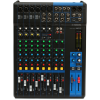 YAMAHA MG12 มิกเซอร์ 12-Channel Mixing Console: Max. 6 Mic / 12 Line Inputs (4 mono + 4 stereo) / 2 GROUP Buses + 1 Stereo Bus / 2 AUX (incl. FX)