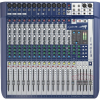 Soundcraft Signature 16 ����ͧ����ѭ�ҳ���§ �ԡ���� �к� ͹���͡ Compact analogue mixing - your Signature sound
