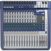 Soundcraft Signature 16 เครื่องผสมสัญญาณเสียง มิกเซอร์ ระบบ อนาล็อก Compact analogue mixing - your Signature sound