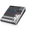 Behringer QX-1622 USB มิกเซอร์ Premium 16-Input 2/2-Bus Mixer with XENYX Mic Preamps & Compressors, KLARK TEKNIK Multi-FX Processor, Wireless Option and USB/Audio Interface