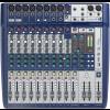 Soundcraft Signature 12 เครื่องผสมสัญญาณเสียง มิกเซอร์ ระบบ อนาล็อก Compact analogue mixing - your Signature sound