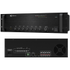 ITC Audio T-650 เครื่องขยายเสียง 650W RMS Mixer Amplifier, 3 mic, 2 aux, 100V/70V and 4ohms