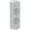 "Turbosound TCI53-T‐WH ลำโพง Dual 2 Way 5"" Full Range Loudspeaker with Line Transformer for Installation Applications (White) ‐ priced and sold in pairs 100x70 dispersion"