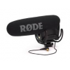 RODE VideoMic Pro The New VideMic Pro featuring Rycote suspension, a high volume windhsield and an imporved capsule. Directional super cardioid condenser microphone with integrated Rycote shockmount, HPF and level control. Designed to connect directl