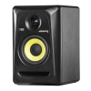 KRK RP4 G3 powered studio monitor offers professional performance and accuracy for recording, mixing, mastering and playback