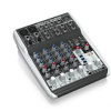 Behringer QX-602 MP3 มิกเซอร์ Premium 6-Input 2-Bus Mixer with XENYX Mic Preamps, British EQs, MP3 Player and Multi-FX