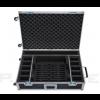 Soundvision CFW-12 RACK สำหรับใส่ชุดประชุม สามารถเก็บเครื่องควบคุมและชุดประชุมได้ 12 ตัว Carry box