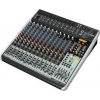 Behringer XENYX QX2442USB มิกเซอร์ Premium 24-Input 4/2-Bus Mixer with XENYX Mic Preamps & Compressors, KLARK TEKNIK Multi-FX Processor, Wireless Option and USB/Audio Interface
