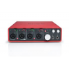 Focusrite Scarlett 18i8 USB 2.0 18-in/8-out audio interface with four Focusrite mic pres