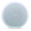 "QSC AC-C8T-nb ลำโพงติดเพดาน 8"" Full-range no backcan (non UL) ceiling speaker, 70/100v transformer, 130° conical coverage. Priced individually but must be purchased in quantities of four (4)."