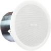 "QSC AC-C8T ลำโพงติดเพดาน 8"" Two-way ceiling speaker, 70/100V transformer with 8Ω bypass, 90° conical coverage, includes C-ring and rails for blind mount installation. Priced individually but must be purchased in pairs."
