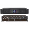 LAB.GRUPPEN PLM 20K44 COMBINES A 4-IN, 4-OUT CONFIGURATION WITH INDUSTRY-STANDARD DANTE NETWORKING, SETTING THE BENCHMARK FOR POWERED LOUDSPEAKER MANAGEMENT SYSTEMS.