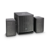 "LD Systems LDDAVE12G3 ชุดเครื่องเสียง Compact 12"" active PA System"