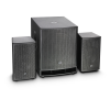 "LD Systems LDDAVE18G3 ชุดเครื่องเสียง Compact 18"" active PA System"