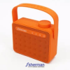 Sherman S-10 ลำโพงพกพา Portable Speaker 2.0CH. USB, TF CARD, Bluetooth