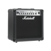 Marshall MG15CFX แอมป์ประเภท Solid-State 15W 1x8 Guitar Combo Amp Carbon Fiber