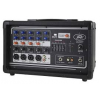 PEAVEY PVi-5300 เพาเวอร์มิกเซอร์ 200 w,5 channel,reverb,5-band Graphic EQ with FLS