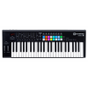 NOVATION LAUNCHKEY 49 MK II USB MIDI controller KB 4 Octave, touch sensitive controls, integrated LaunchPad control surface with RGB LED pads