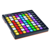 NOVATION LAUNCHPAD MK II  Ableton Live controller with 64 button grid and dedicated scene launch buttons, Improved Ableton integration and RGB LED functions