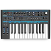 NOVATION Bass Station II Classic Analogue Bass synth with digital control and USB interface