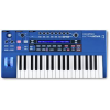 NOVATION Ultranova Wavetable Synthesizer, 300 sounds, built in vocoder with microphone, 2 in 4 out USB audio interface.