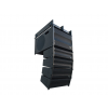 WORK ARION 5 Self powered line array system with confiurable DSP module, 4 x SL25 + 1 x SL 115