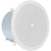 "AtlasIED FAP62T ลำโพงติดเพดาน 6"" COAXIAL IN‐CEILING LOUDSPEAKER WITH 32‐WATT 70/100V TRANSFORMER AND PORTED ENCLOSURE"