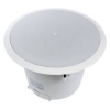 "AtlasIED FAP82T ลำโพงติดเพดาน 8"" COAXIAL IN‐CEILING LOUDSPEAKER WITH 60‐WATT 70/100V TRANSFORMER AND PORTED ENCLOSURE"