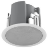 "AtlasIED FAP43T ลำโพงติดเพดาน 4.5"" COAXIAL IN-CEILING LOUDSPEAKER WITH 32-WATT 70V/100V TRANSFORMER, PORTED ENCLOSURE, AND SAFETY FIRST MOUNTING SYSTEM"