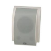 "ITC Audio T-611 ลำโพง Wall Mount Two Way Speaker, 1.5W,3W,6W, 100V, 5""+1"", ABS, white"