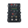 DBX CT-2 Cable tester with many common connectors such as Speaker Twist, XLR, Phono, BNC, DIN, TRS, TS, DMX, & Banana