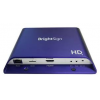 BrightSign HD224 H. 265, Full HD, mainstream HTML5 player with standard I/O package