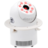 NIGHTSUN HSA716 LED Moving Head Wash + Pattern