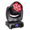NIGHTSUN KBS 715 ZOOM -WASH MOVING HEAD 7x15W (RGBW 4in1) LEDs
