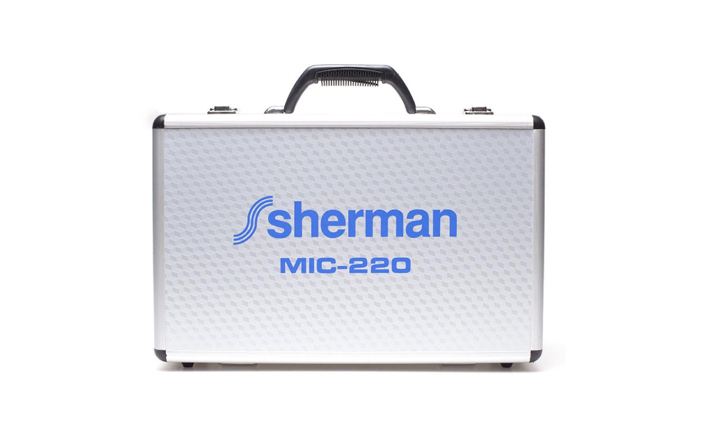 SHERMAN MIC-220 BOX