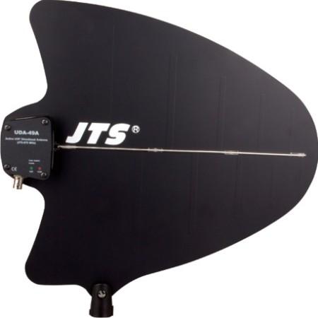 JTS UDA-49A แผงรับคลื่น ช่วยขยายสัญญาณ UHF 470~870 MHz, Active UHF Directional Antenna 10dB