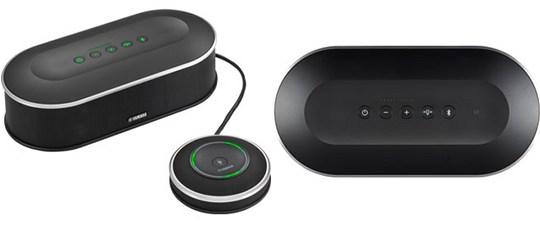 YAMAHA YVC-1000 ไมโครโฟนชุดประชุม Conference Speaker Unified Communications Microphone & Speaker System