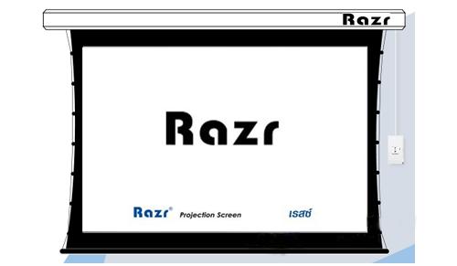 Razr Tab Tension Motorized Screen