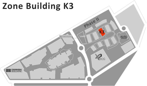 ออดิโอซิตี้ สาขาซีดีซี Zone K3