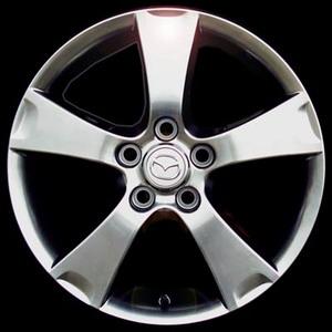 ล้อแม็ก Mazda 3 ดูภาพ ก่อน-หลัง