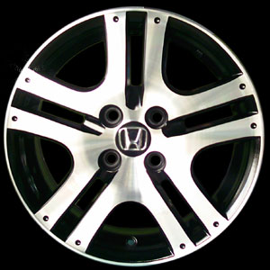 Honda Jazz wheel