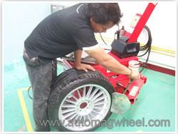 Tire Remove