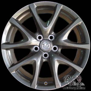 ล้อแม็กซ์ Mazda RX 8