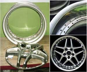 3 Pieces Wheel